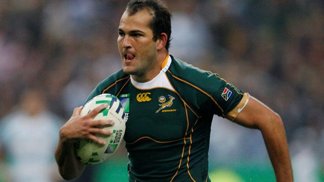 Du Preez, Brussow in - Rugby - Tri-Nations