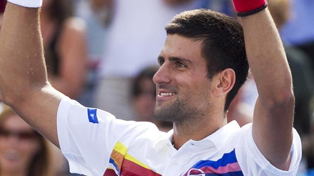 Djokovic confirmed as top seed in NY