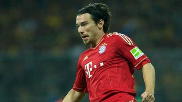 Pranjic leaves Bayern  - Football - Bundesliga