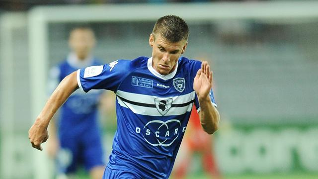 FOOTBALL - 2011/2012 - Bastia - Choplin
