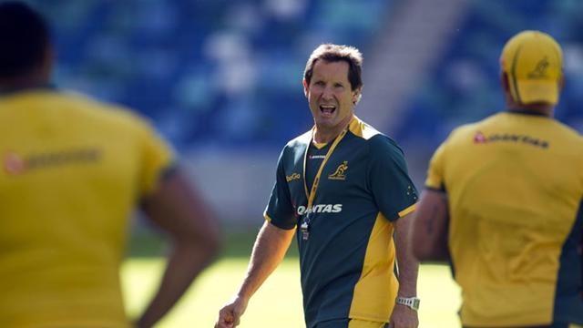 Wallabies defer naming  - Rugby