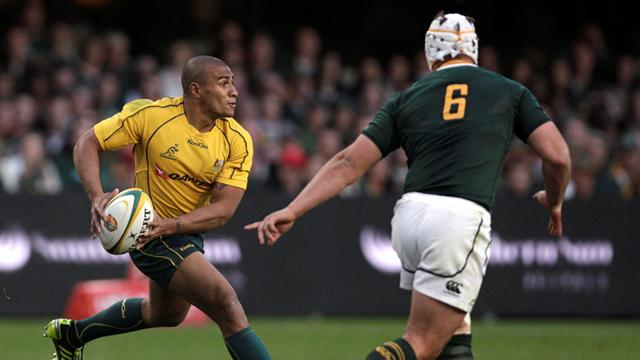 Australia beat Boks - Rugby - Tri-Nations
