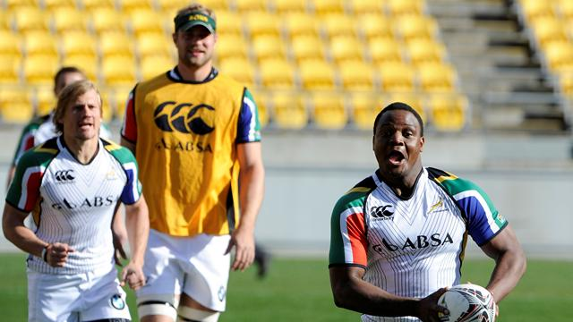 South Africa recall three - Rugby - Tri-Nations