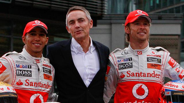 Whitmarsh: McLaren back - Formula 1