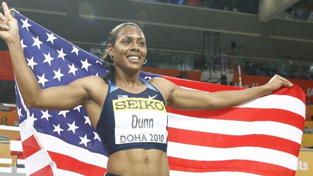 Dunn withdraws - Athletics