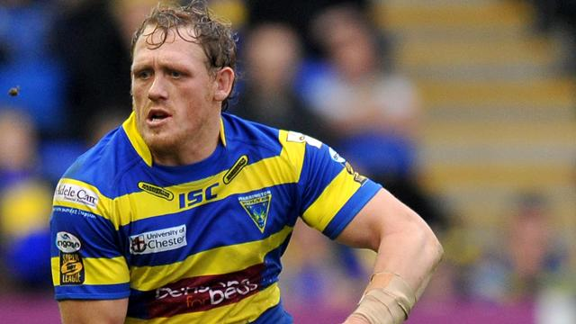 Warrington keep pace with win