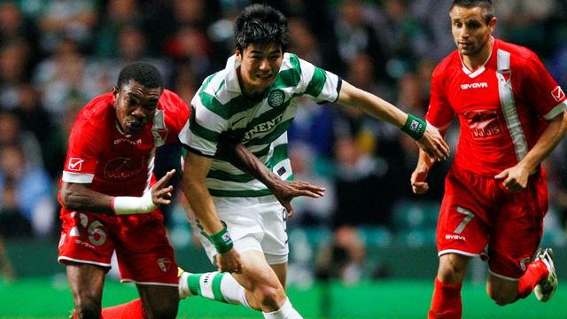 Celtic held by Sion - Football - Europa League