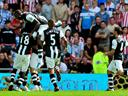 Newcastle win derby