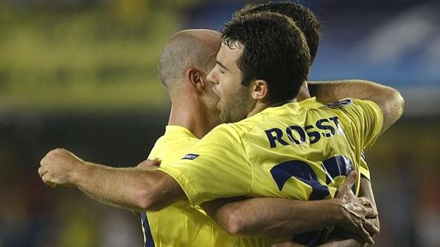 Rossi rescues Villarreal - Football - Champions League