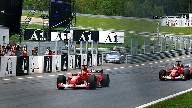 Return of Austrian GP comes a step closer