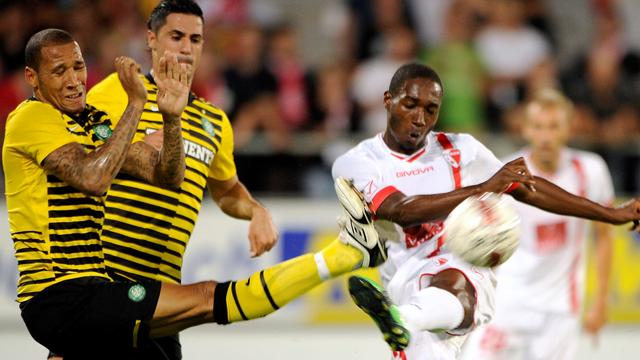 Football world backs Sion expulsion