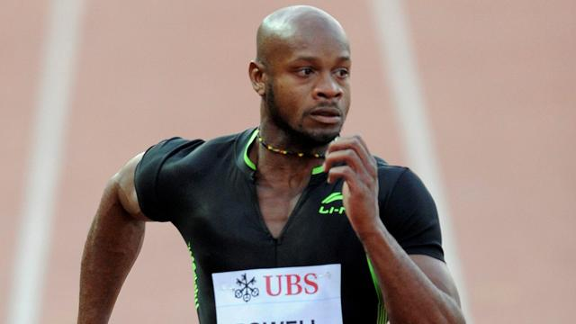 Powell pulls out of London Diamond League