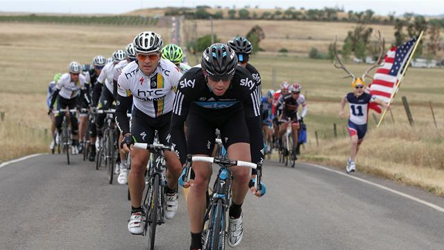 Sky send five to British - Cycling