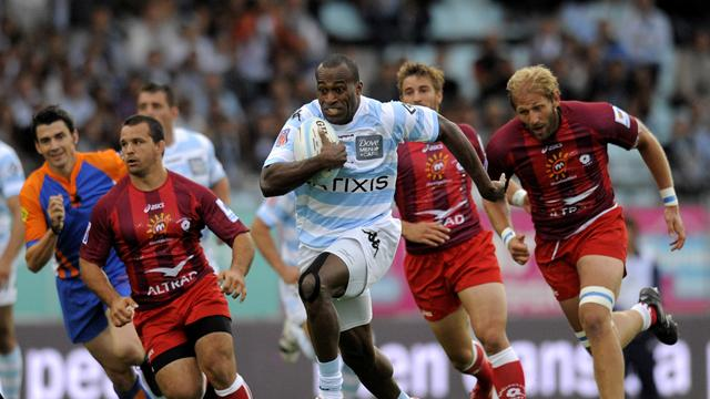 Le Racing au métier - Rugby - Top 14