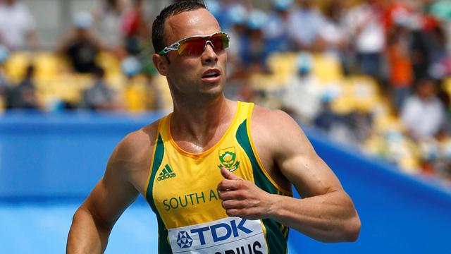 Pistorius sacrificed for relay final