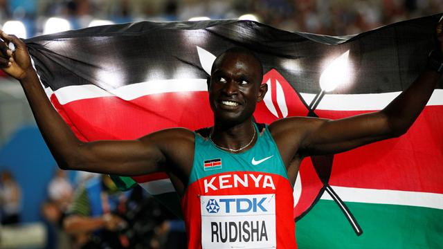 Rudisha storms into finals - Athletics