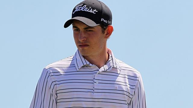 Cantlay turns professional - Golf