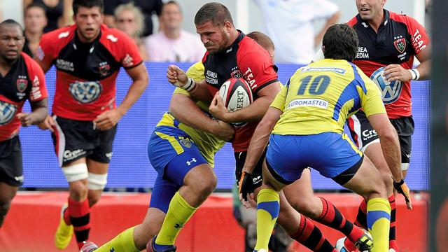 La sensation Clermont - Rugby - Top 14