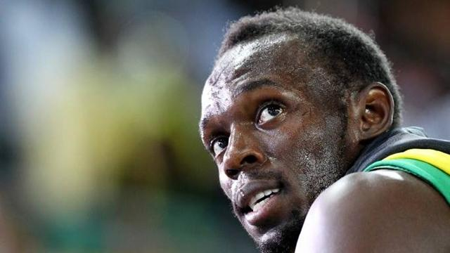 Bolt unhurt in minor crash - Athletics