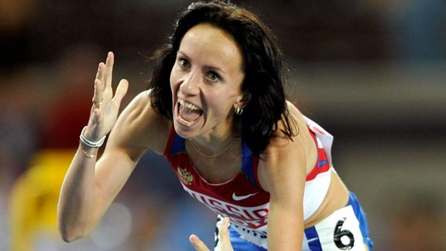 Savinova wins in Moscow - Athletics