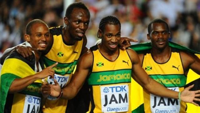 Bolt makes anthem apology - Athletics - World Athletics Championships