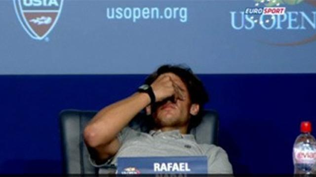 Qu'arrive-t-il à Nadal ? - Tennis - US Open