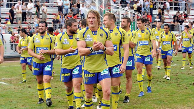 Clermont et le Racing s'éclatent