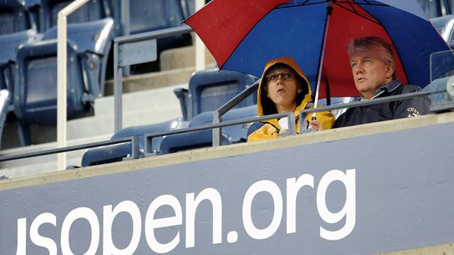 Day session cancelled - Tennis - US Open