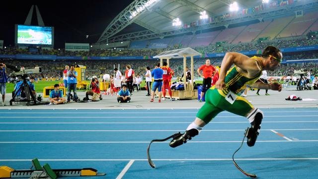 Pistorius snubs BBC - Athletics - World Athletics Championships