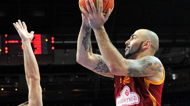 Georgia 63-65 Macedonia - Basketball - Eurobasket