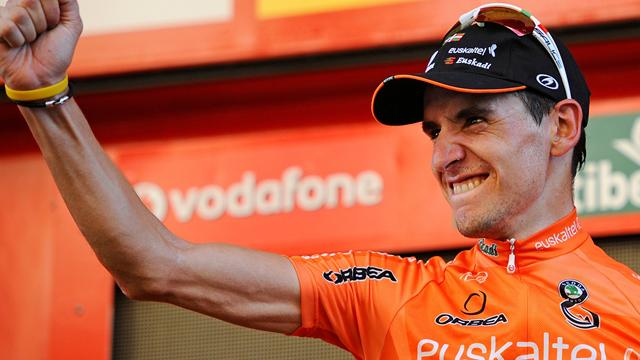 Anton wins Basque return - Cycling - Vuelta a España