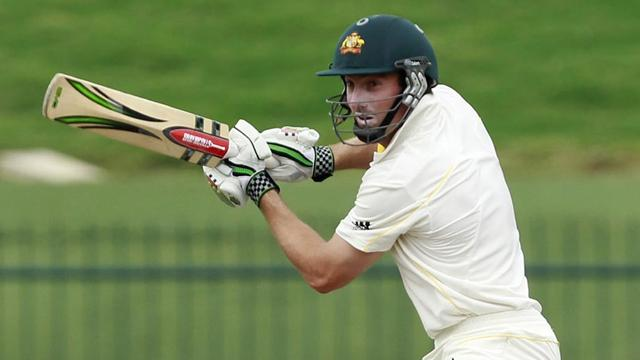 Marsh confident of fitness for Test