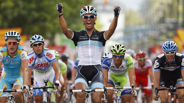 Bennati eyes Vuelta sprint success with Radioshack