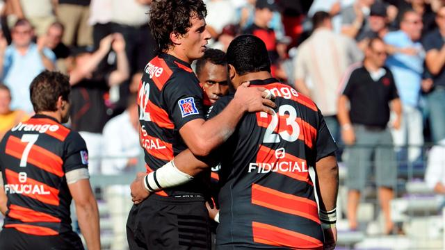 Surfer sur la vague - Rugby - Top 14
