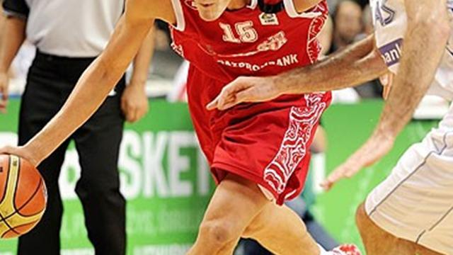 Russia march on - Basketball - Eurobasket