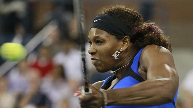 Serena powers into final - Tennis - US Open