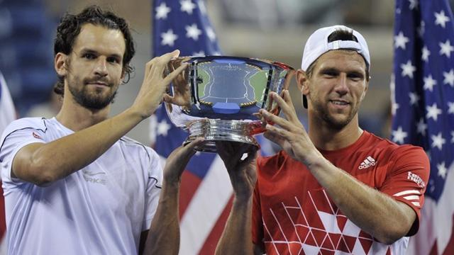 Melzer, Petzchner win - Tennis - US Open
