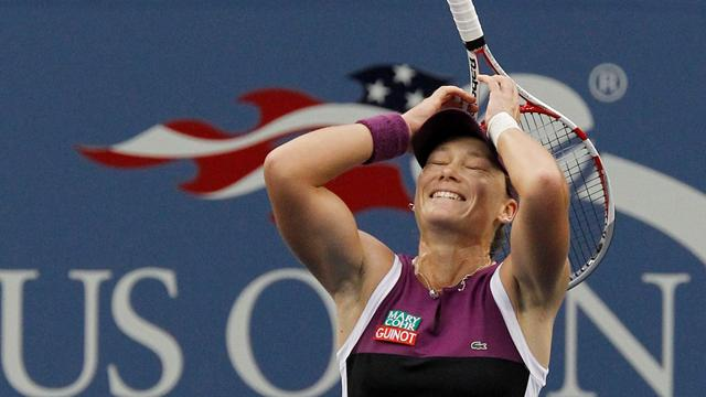 Stosur family overwhelmed - Tennis - US Open