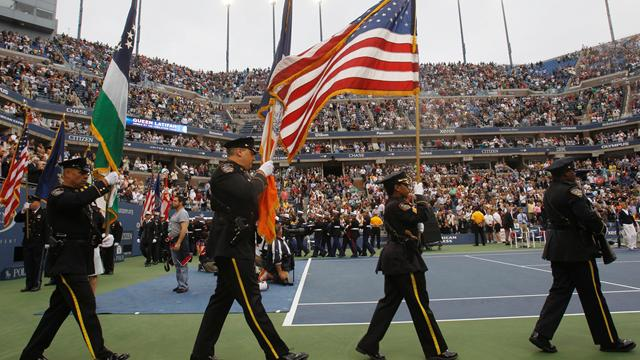US Open pays 9/11 tribute - Tennis - US Open