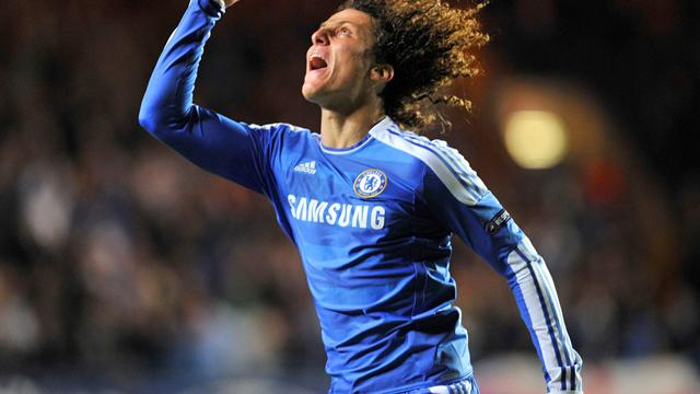 Chelsea's Luiz doubtful for Barcelona clash
