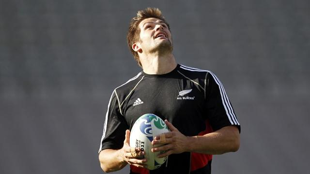 Nation assured over McCaw - Rugby - World Cup