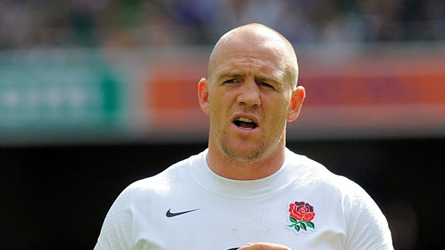 Ang: Tindall exclu - Rugby - Test Match
