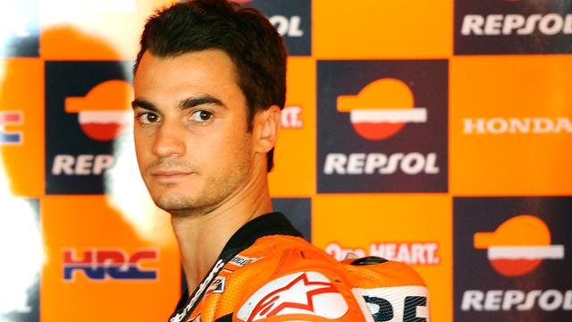 Pedrosa certain of win - Motorcycling