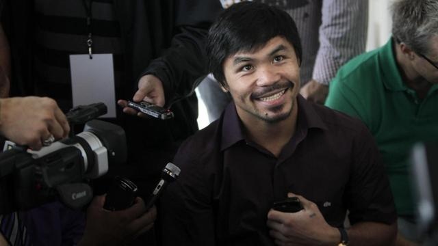 Pacquiao's point to prove
