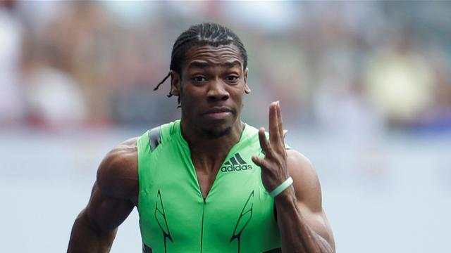 Blake cruises to victory in 100m tune-up