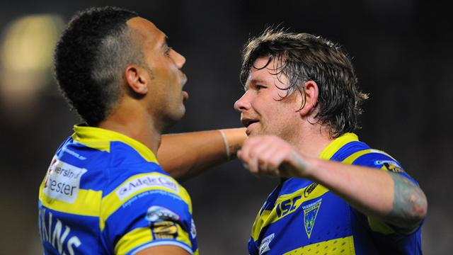 Warrington beat St Helens - Rugby League