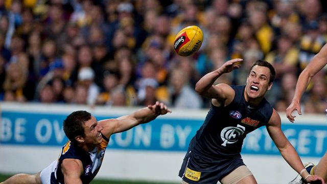 Eagles re-sign duo - Australian Football