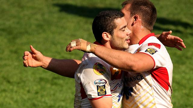 Dragons edge out Rhinos - Rugby League