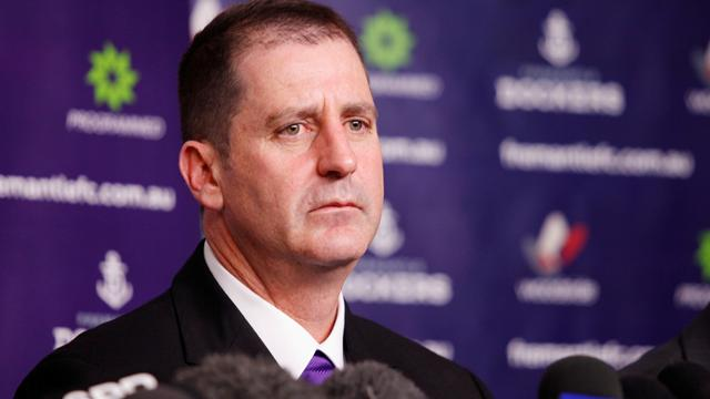 Freo's Lyon hits back at critics