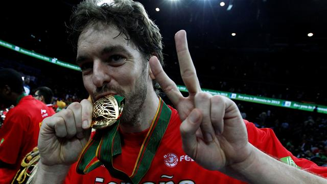 Spain eye Olympic glory - Basketball - Eurobasket